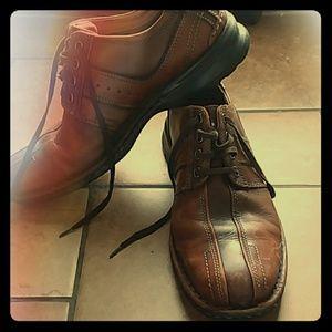 "Clarks ""jean shoes"""